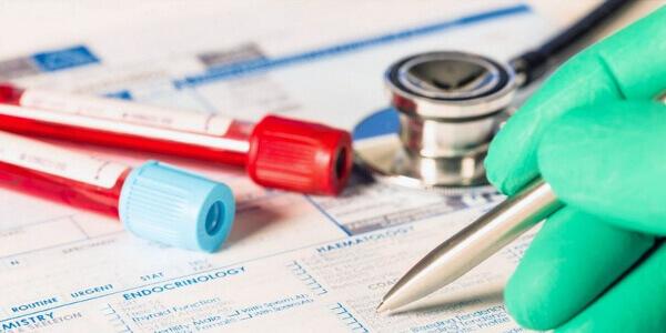 Результаты ПЦР на гепатит С