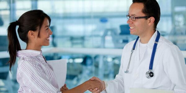 Обращение больного гепатитом С к врачу